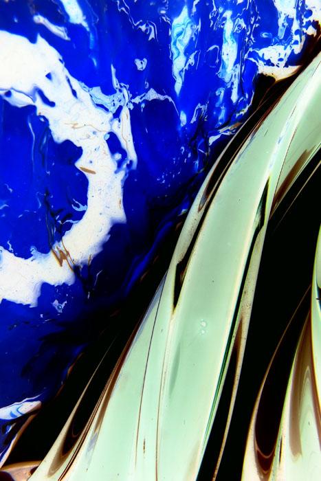 """photo """"WATERFALL"""" tags: abstract, macro and close-up,"""