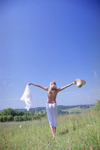 "photo ""Vacations"" tags: nude, portrait, woman"