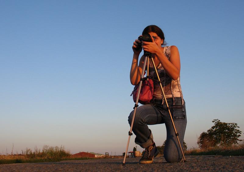 """photo """"The colleague"""" tags: genre, portrait, woman"""