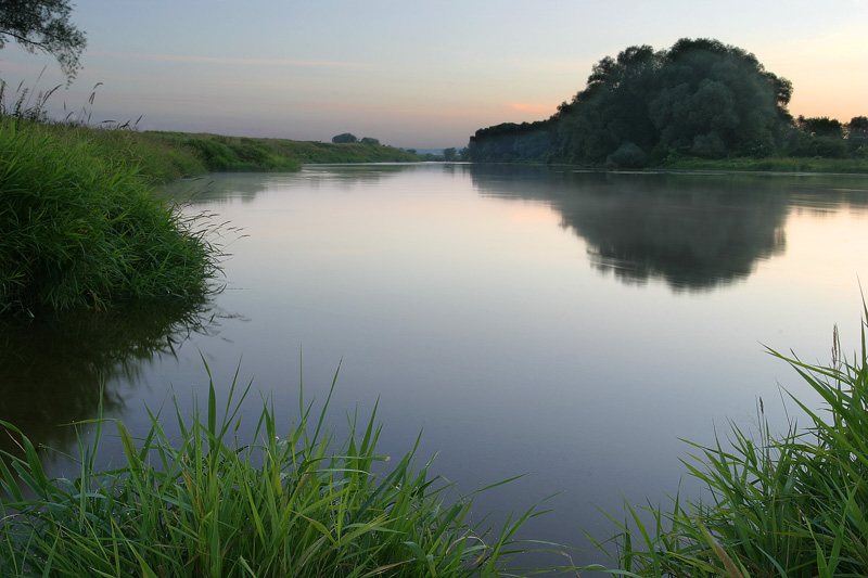 """фото """"Вечерняя свежесть"""" метки: пейзаж, вода, закат"""