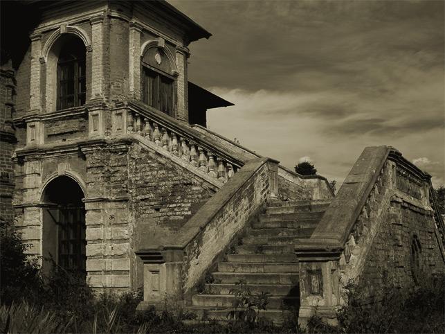 """фото """"Забвение"""" метки: архитектура, пейзаж,"""