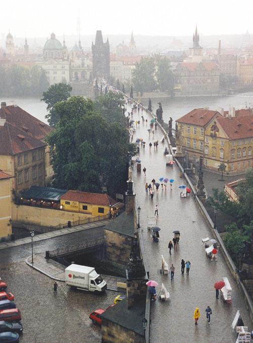 """photo """"Prague"""" tags: architecture, landscape,"""
