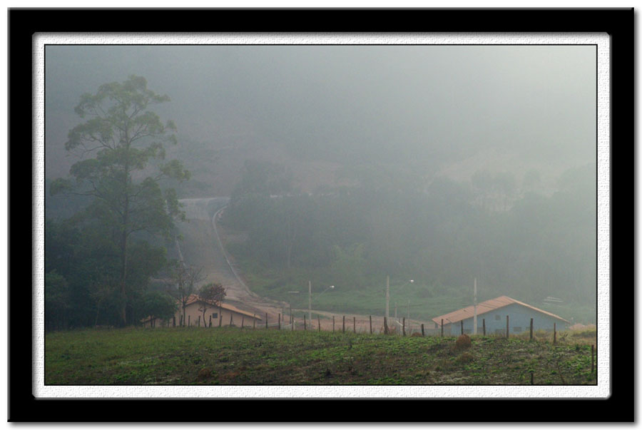 "photo ""Fog in country"" tags: landscape, travel, South America, mountains"