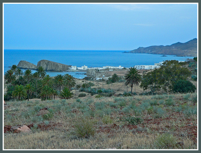 "photo ""The Cabo de Gata 4"" tags: architecture, landscape, water"