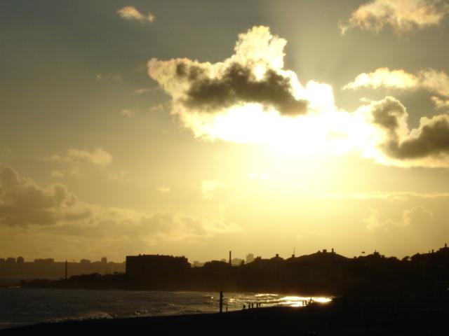 """фото """"cascais"""" метки: пейзаж, закат"""