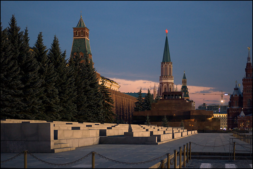 "photo ""Red Square. Moscow."" tags: architecture, landscape,"