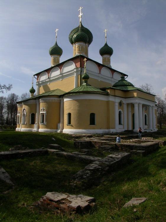 """фото """"Угличский Кремль."""" метки: разное, путешествия, Европа"""