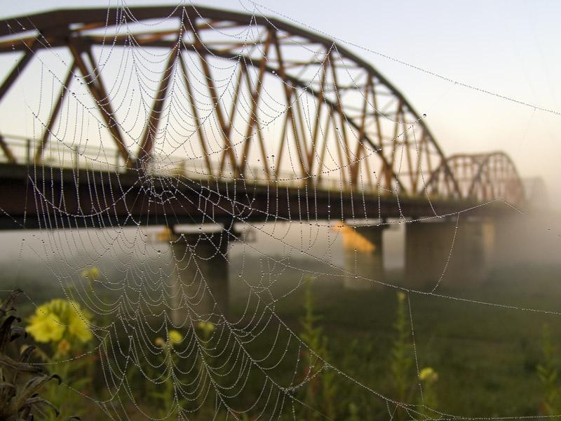 """фото """"утро туманное (2)"""" метки: пейзаж, закат"""