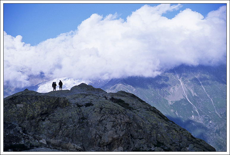"photo ""Alpes"" tags: travel, landscape, Europe, mountains"