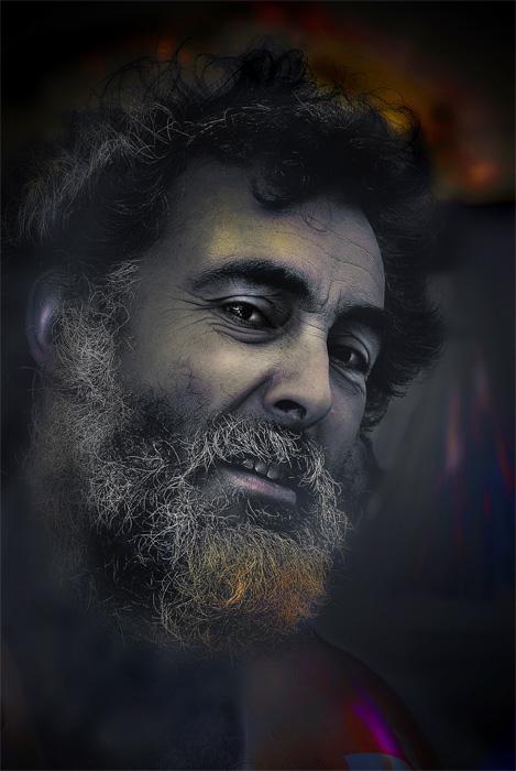 """фото """"Zeus"""" метки: портрет, мужчина"""