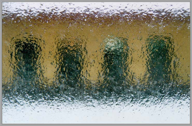 """photo """"The frozen window"""" tags: abstract,"""