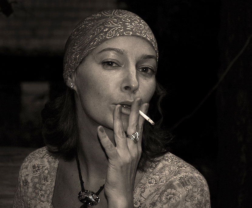 "фото ""Decadance portrait"" метки: портрет, ретро, женщина"