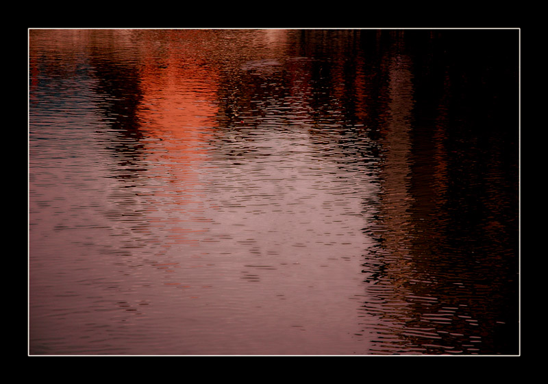 "photo ""Abstraction"" tags: landscape, abstract, water"