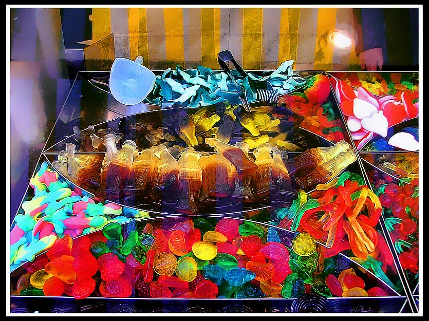 "photo ""Candy Cart"" tags: travel, still life, Europe"