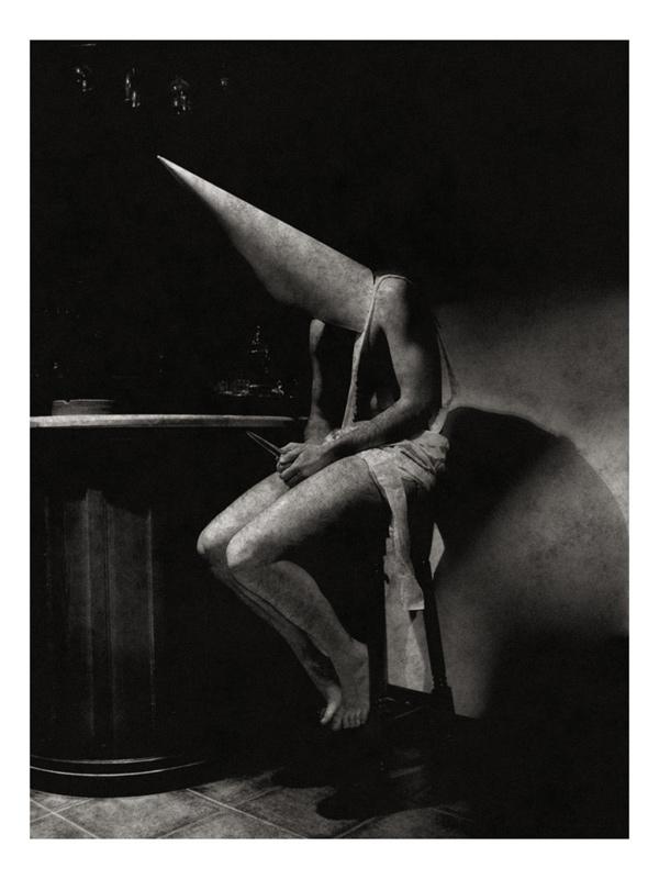 "photo ""Solitude"" tags: black&white,"