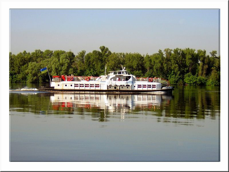 "photo ""Small steamship."" tags: misc., landscape, water"