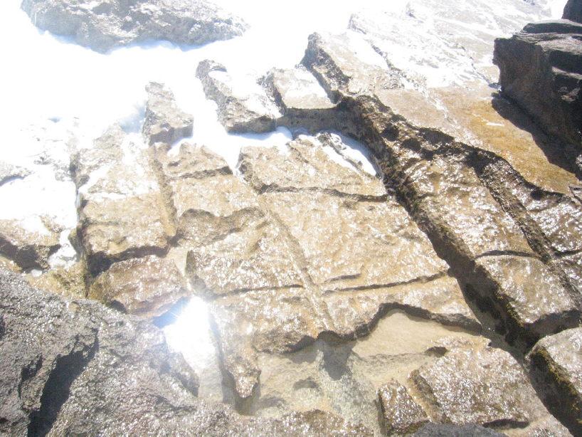 """photo """"Stones"""" tags: landscape,"""