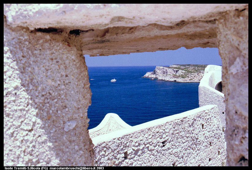 "photo ""Isole Tremiti"" tags: landscape, travel, Europe, water"