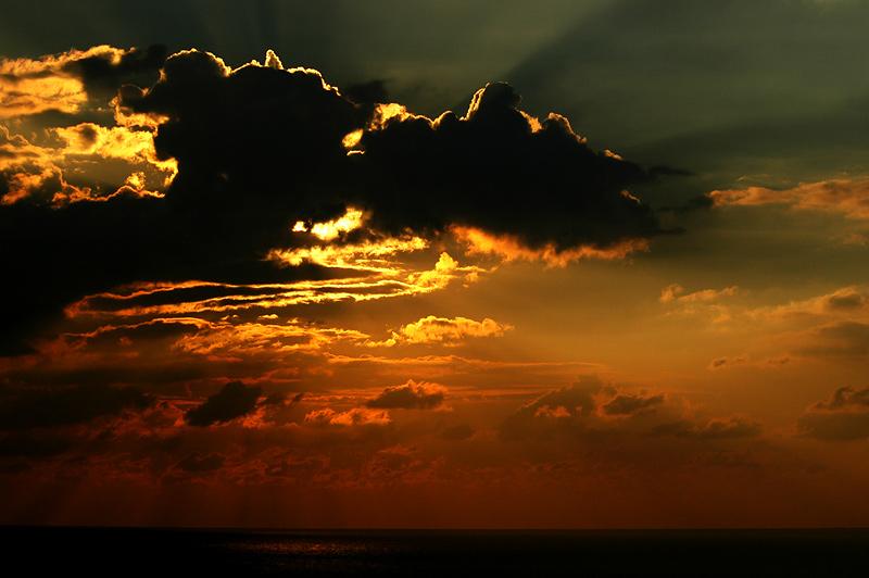 """photo """"Clouds"""" tags: landscape, clouds"""