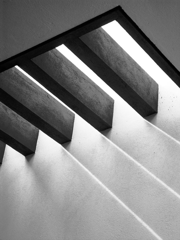 "photo ""Lines"" tags: architecture, black&white, landscape,"
