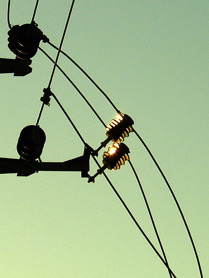 "photo ""Electricity"" tags: abstract,"