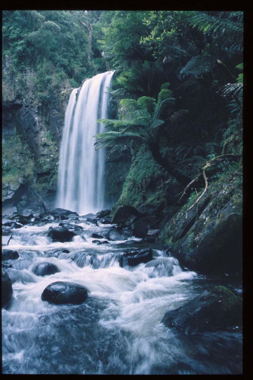 """фото """"Hopetoun Falls"""" метки: путешествия, Австралия"""
