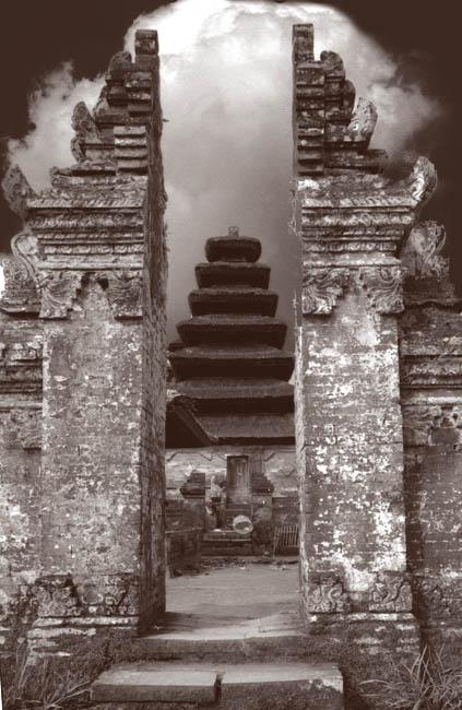 """фото """"Bali, Temple"""" метки: архитектура, путешествия, пейзаж, Азия"""