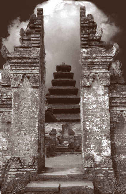 "photo ""Bali, Temple"" tags: architecture, travel, landscape, Asia"