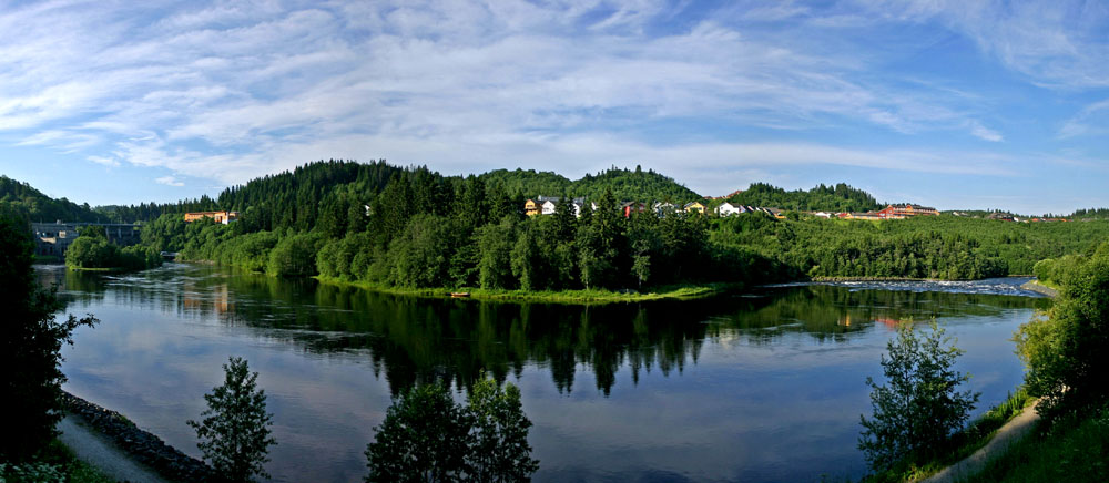 "photo ""Nidelav in Trondheim"" tags: landscape, water"