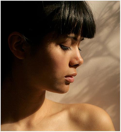 "photo ""N."" tags: portrait, woman"