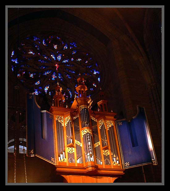 "photo ""Organ"" tags: architecture, travel, landscape, North America"