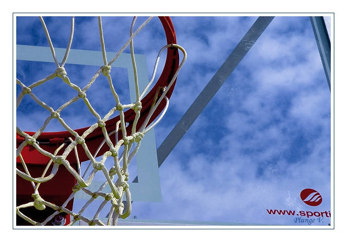 "photo ""Basketball..."" tags: sport, montage,"