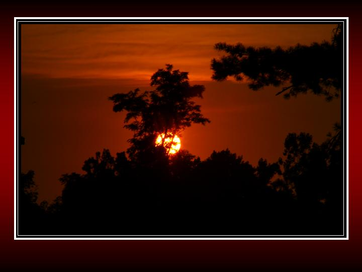 "photo ""Sun"" tags: landscape, travel, North America, sunset"