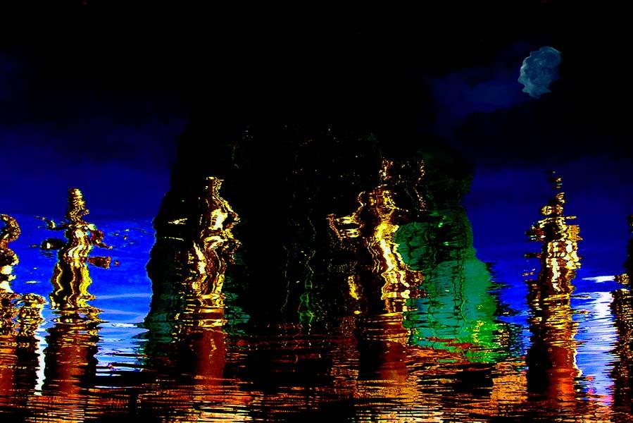 """фото """"Танец"""" метки: абстракция, юмор,"""