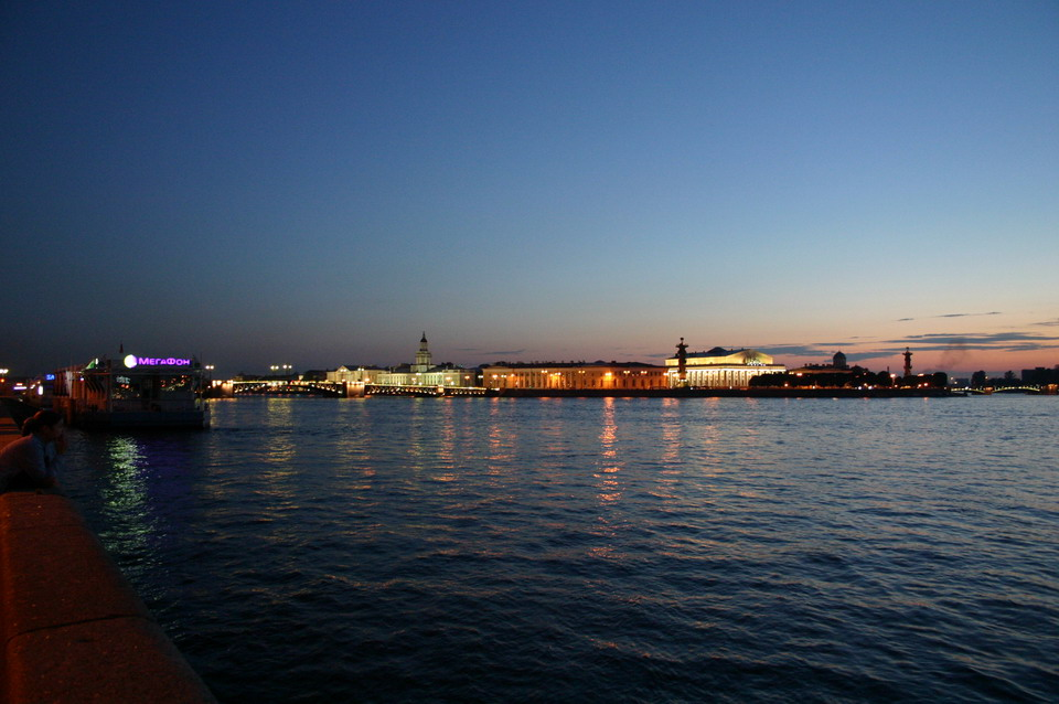 "photo ""Peter. The white nights."" tags: architecture, landscape,"