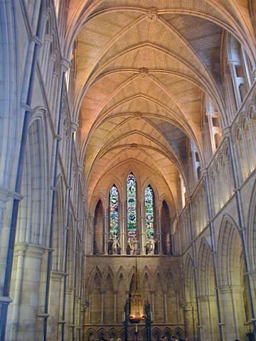 "photo ""Southwark Cathedral, London"" tags: travel, Europe"