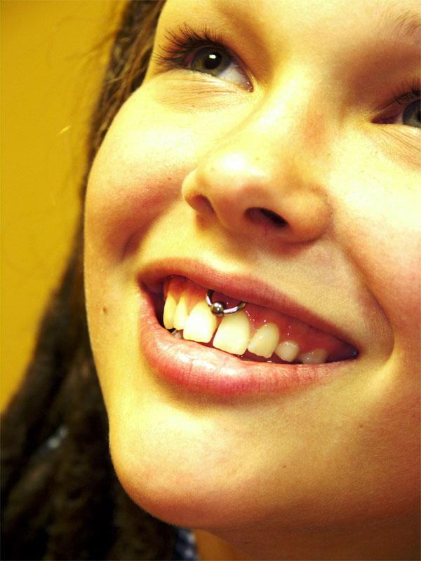 Фото Smile-pirecing - фотограф Max Volkov - портрет - ФотоФорум.ру