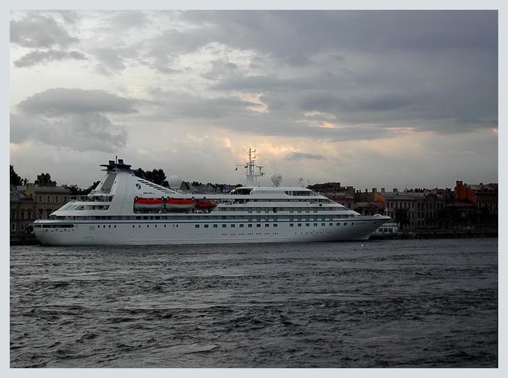 своей фото белый пароход подробные возможности