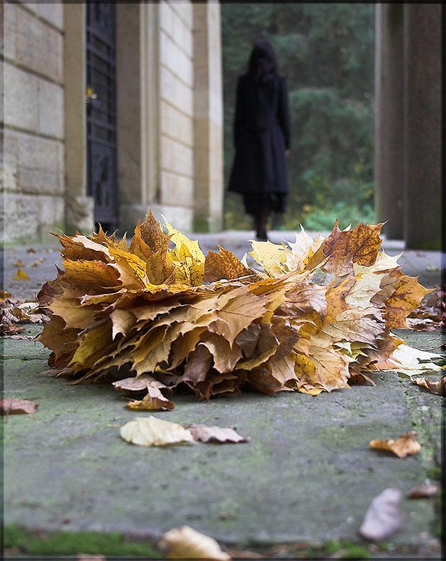 блюз опадающих листьев картинки этого, принципе, возникла