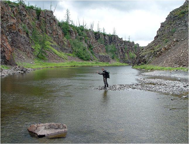 "photo ""geologist"" tags: landscape, genre, water"