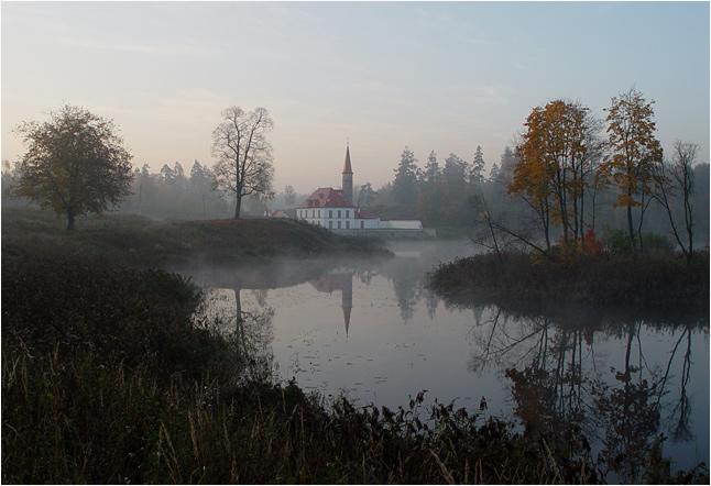 "фото ""Приоратский дворец"" метки: архитектура, пейзаж,"