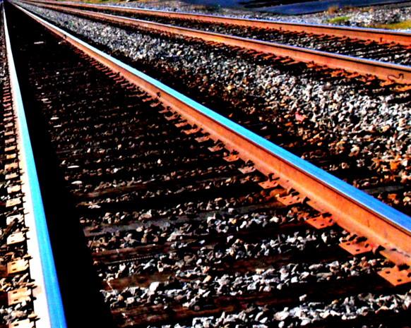 "photo ""Tracks"" tags: landscape,"
