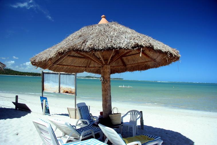"""фото """"Just on the beach"""" метки: путешествия, пейзаж, Южная Америка, лето"""