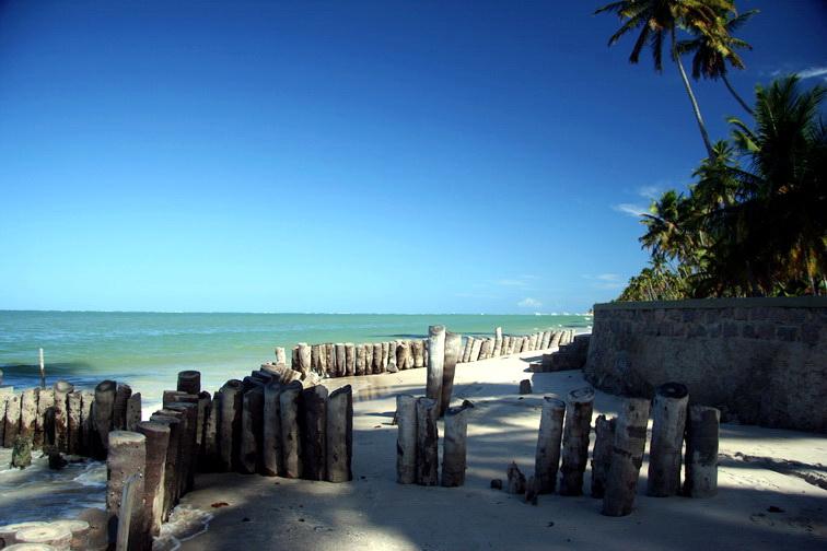"""фото """"Church on the beach"""" метки: путешествия, пейзаж, Южная Америка, лето"""