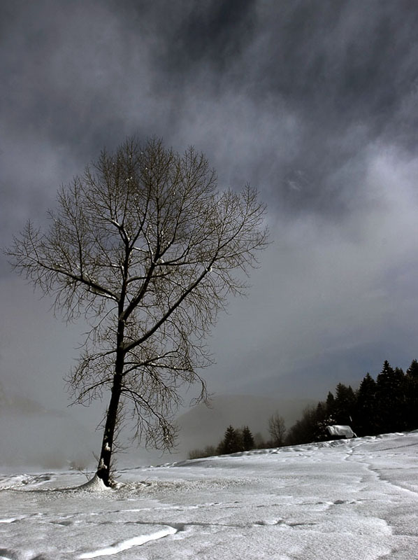 """photo """"***"""" tags: landscape, travel, Europe, winter"""