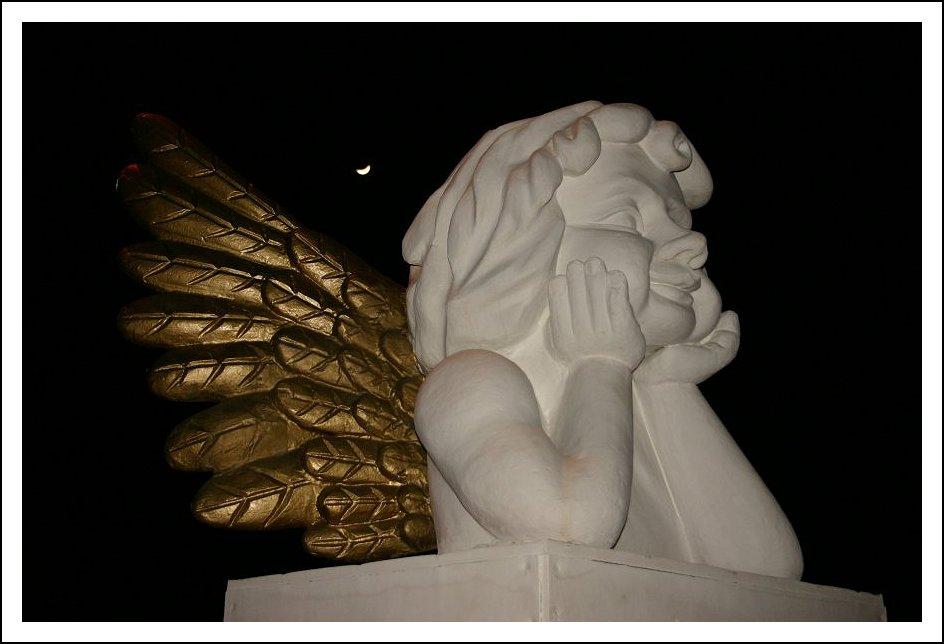 """фото """"White Angel in the dark"""" метки: натюрморт,"""