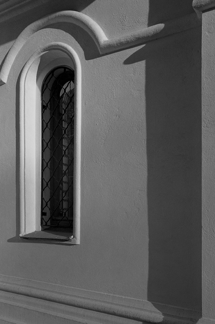 "фото ""Окно"" метки: архитектура, черно-белые, пейзаж,"