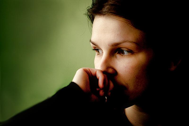 """фото """"A Question Of Time"""" метки: портрет, женщина"""