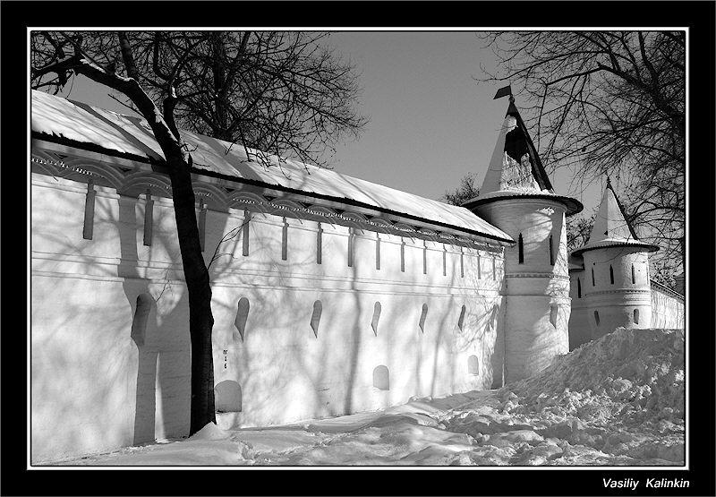 "фото ""Зимняя палитра"" метки: пейзаж, архитектура, зима"
