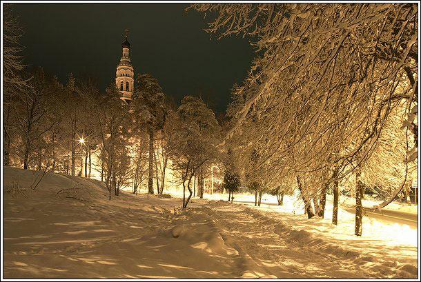 "фото ""Рождественские сказки"" метки: пейзаж, зима"